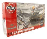 Airfix A03301 LCM & Sherman kit