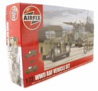 Airfix A03311 RAF Vehicles