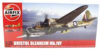 Airfix A04017 Bristol Blenheim MkIV (Fighter)