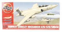 Airfix A04049 Hawker Buccaneer S2B/S2 with RAF & SAAF marking transfers