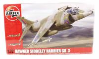 Airfix A04055 Hawker Siddeley Harrier GR3 ground attack - New Tool for 2013