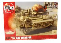 Airfix A07300 BAE FV 510 Warrior - New Tool for 2013