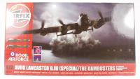 Airfix A09007 Dambuster Lancaster BIII bomber with Merlin engines & 'Upkeep' bomb - New Tool for 2013