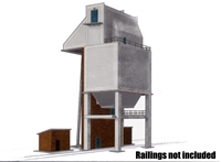 Superquick A12 Coaling Tower Kit
