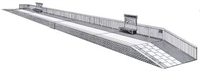 Superquick A1 Station Platform
