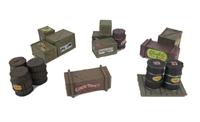 Woodland Scenics A2739 Assorted Crates