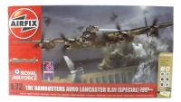 Airfix A50138 The Dambusters! with Lancaster BIII, Guy Gibson's aircraft from 'Chastise' raid on Eder dam - New Tool for 2013