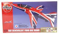 Airfix A50155 RAF Benevolent Fund BAE Hawk Gift Set
