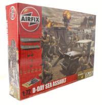 Airfix A50156 D-Day Sea Assault Gift Set