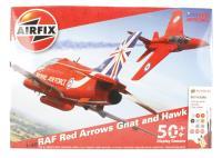 Airfix A50159 Red Arrows 50 Display Season Gift Set