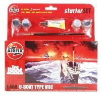 Airfix A55113 Das Boot U-Boat Type VIIC - New Tool for 2013
