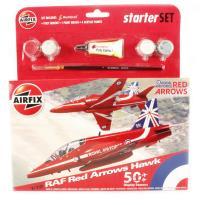 Airfix A55202A Red Arrows Hawk 50th Season