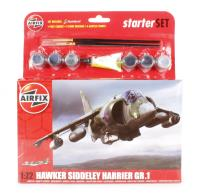 Airfix A55205 Hawker Harrier GR1 - New Tool for 2013