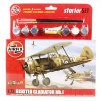 Airfix A55206 Gloster Gladiator MkI - New Tool for 2013