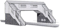 Superquick A9 Cover Footbridge