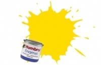 Humbrol AA0761 No.69 Yellow - Gloss - Tinlet No.1 (14ml)