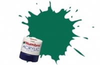 Humbrol AB0030 No.30 Dark Green - Matt -12ml Acrylic