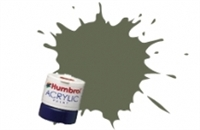 Humbrol AB0086 No 86 Light Olive - Matt -12ml Acrylic