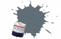 Humbrol AB0123 No 123 Extra Dark Sea Grey - Matt -12ml Acrylic