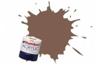 Humbrol AB0186 No.186 Brown - Matt -12ml Acrylic