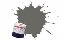 Humbrol AB0224 No.224 Dark Slate Grey - Matt -12ml Acrylic
