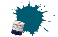 Humbrol AB0230 No.230 Pru Blue - Matt -12ml Acrylic