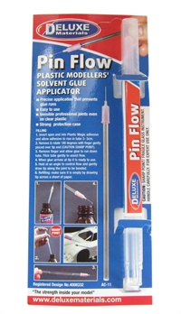 Deluxe Materials AC-11 Pin Flow - For Precise Control Of Dispensing Glue