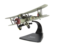 Oxford Diecast AC025 Fairey Swordfish military plane.