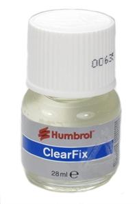 Humbrol AC5708 Clearfix 28ml Bottle
