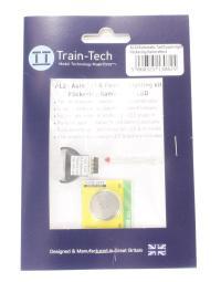 Train Tech AL2 Tail Light (Flickering) Flame Effect