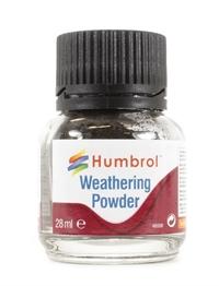 Humbrol AV0004 Weathering Powder 28ml - Light grey (Smoke)