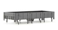 Dapol B018 Unpainted wagon body - Grampus