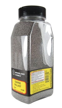 Woodland Scenics B1389 Ballast Shaker - Coarse - Gray