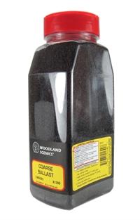 Woodland Scenics B1390 Ballast Shaker - Coarse - Cinders