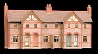 Superquick B30 Four Terraced House