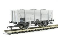 Dapol B631a 9 plank open wagon E30910 in BR grey