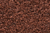 Woodland Scenics B77 Bag of Ballast - Medium - Iron Ore