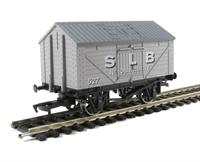 "Dapol B874 Lime wagon ""S L B"""