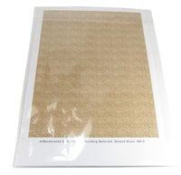 Javis Scenics BM015 Self Adhesive Sheet - Dressed Stone 20 x 25cm x 10 sheets