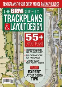 Warners Publishing BRMTrackplans&Layout The BRM Guide To Trackplans & Layout Design  - On sale 21st Aug