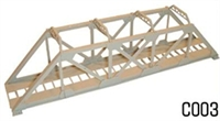 Dapol C003 Girder Bridge plastic kit