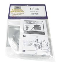Dapol C006 Signal Box plastic kit