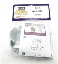 Dapol C016 Windmill plastic kit