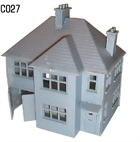 Dapol C027 Detached House plastic kit