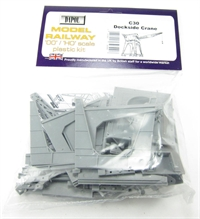 Dapol C030 Travelling Dockside Crane plastic kit