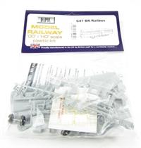 Dapol C047 BR Railbus. Plastic kit