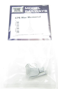 Dapol C076 War Memorial plastic kit