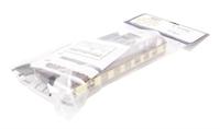Dapol C105C 60' Stanier corridor composite in BR carmine & cream. Plastic kit