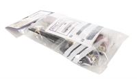 Dapol C106C 57' Stanier corridor brake in BR carmine & cream M5530M. Plastic kit