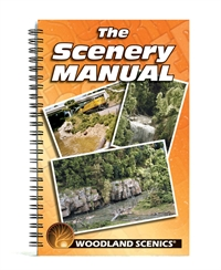 Woodland Scenics C1207 Scenery Manual book